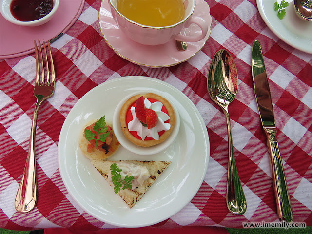 High Tea @ Fairy Tales Cafe, Genting Highlands