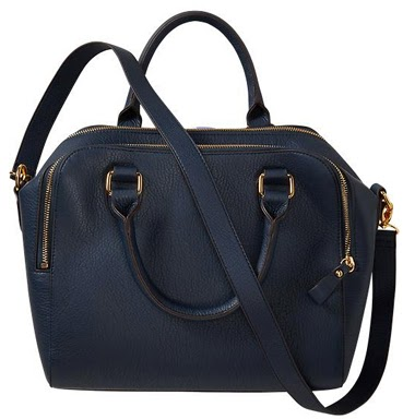 old navy blue bag