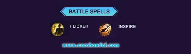 Battle Spell layla