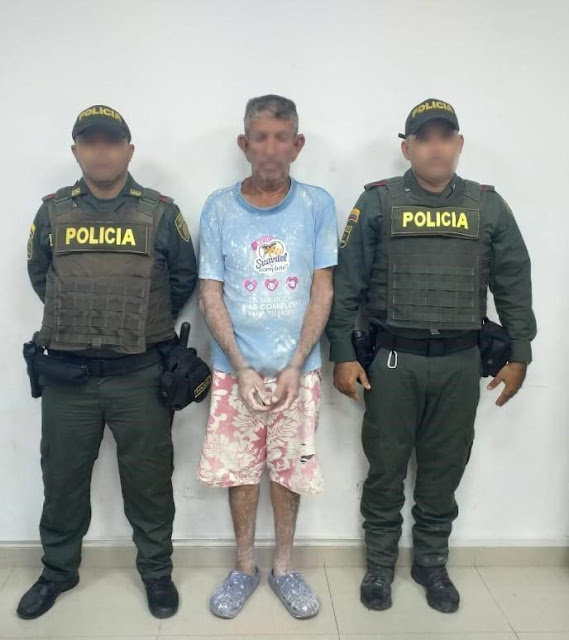 En Riohacha, Policía captura a venezolano que pretendía abusar de menor de edad