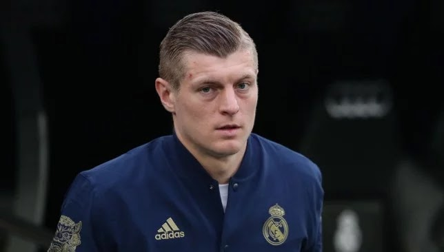 The secret of excluding Kroos from facing Manchester City