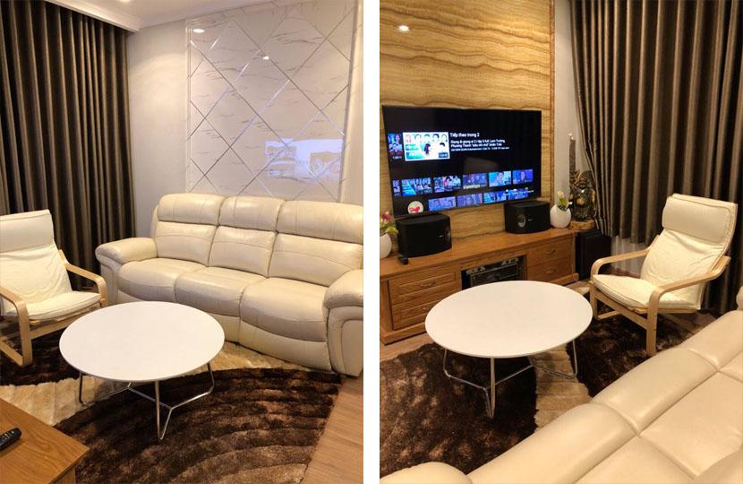 Bán căn hộ 3PN tầng trung tòa nhà L3 khu Vinhomes