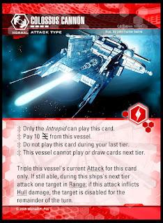 Attack type: Colossus Cannon