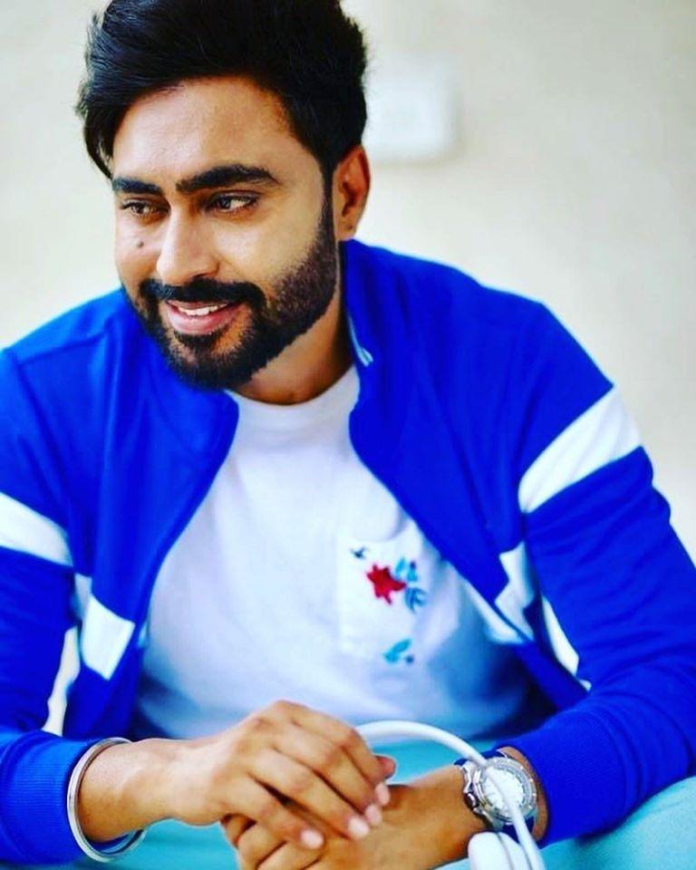 Nishawn Bhullar