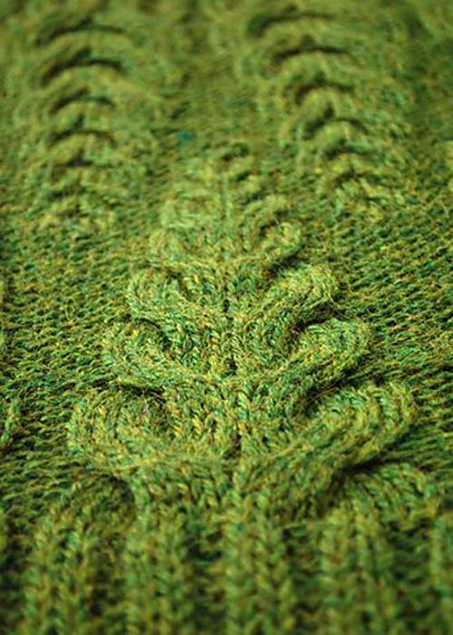 Dripstones Cowl - Knitting Pattern