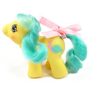 My Little Pony Squirmy Year Seven Newborn Ponies G1 Pony