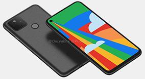 Les rendus du Pixel 5 montrent que Google revient au lecteur d'empreintes digitales arrière