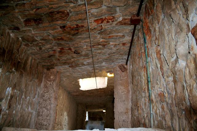 Torre dell'Orologio Ruvo di Puglia, interno monumento