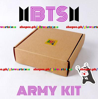 BTS Army Kit Box