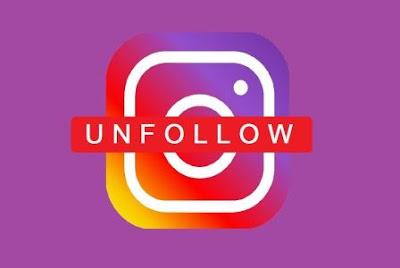 2 Cara Unfollow instagram secara massal