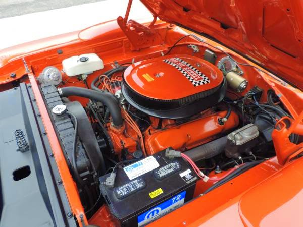 1970 Plymouth Superbird Auto Restorationice