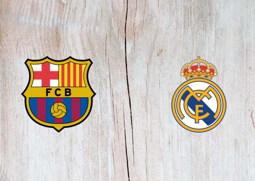 Barcelona vs Real Madrid -Highlights 24 October 2020