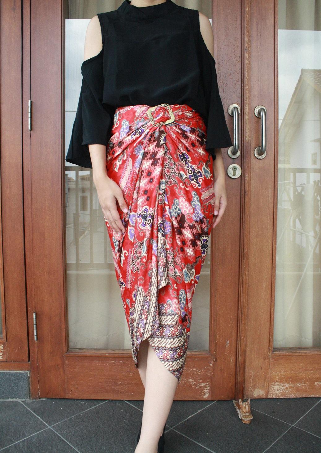 Beauty Batik Bandung Jual Kain Batik Lilit Dari Bandung