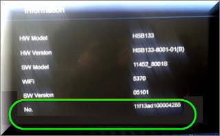 احدث سوفت وير RONY 6666 MINI HD تفعيل شيرنج IPTV