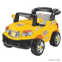 3 Mobil Mainan Aki Elite 006Q Jeep