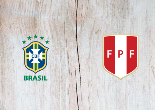 Brazil vs Peru -Highlights 11 September 2019