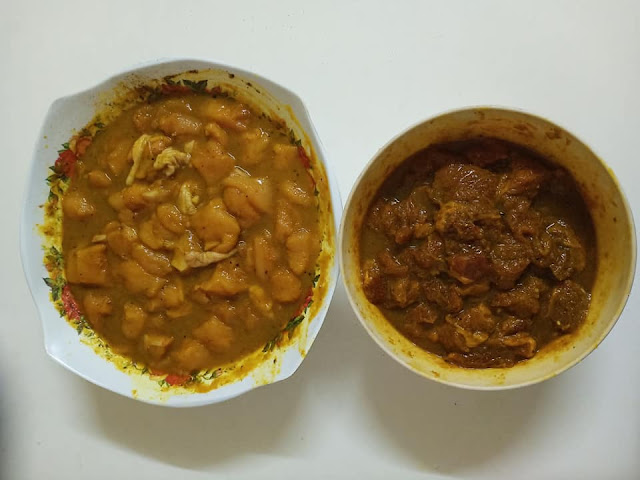 Resepi Satay Ayam Dan Daging Bakar Menggunakan Air Fryer