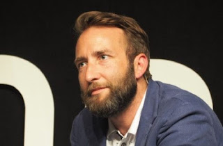 Brendan Greene is the Designer and Director of PUBG.