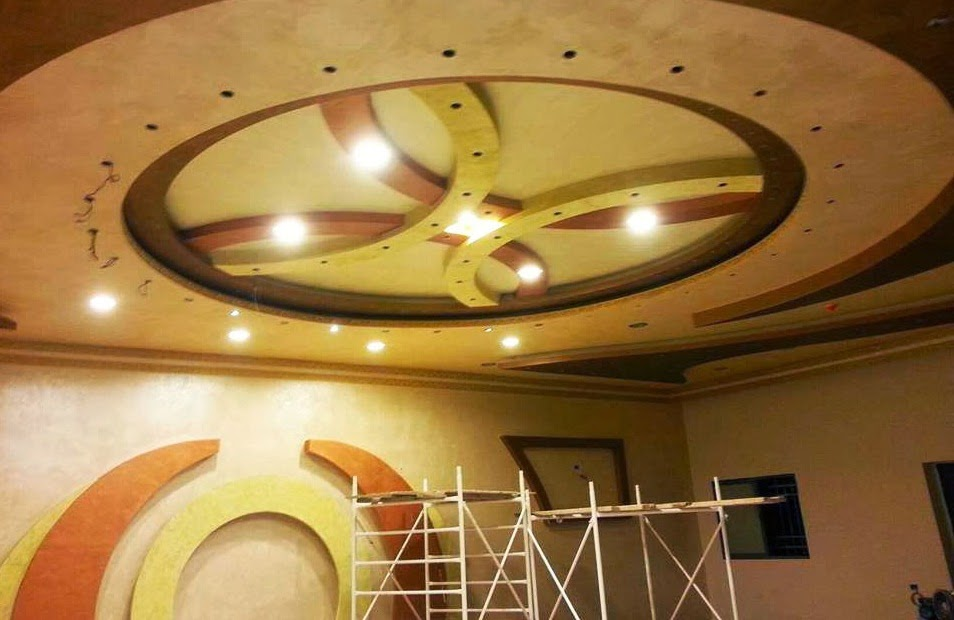 le journal d 39 artisanat marocain faux plafond tendance moderne 2014. Black Bedroom Furniture Sets. Home Design Ideas
