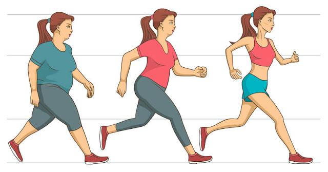 نصائح لإنقاص الوزن بسرعة