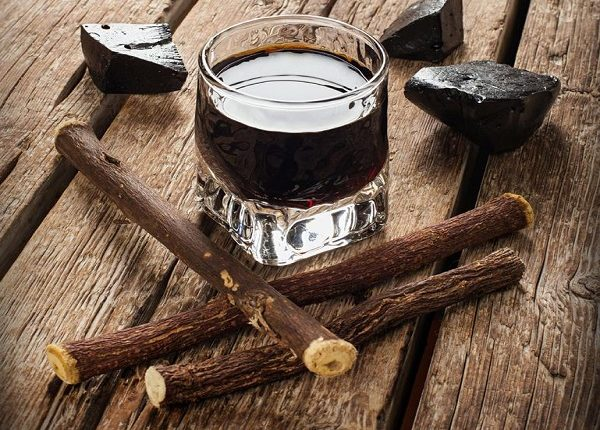 What are the benefits of licorice for ?