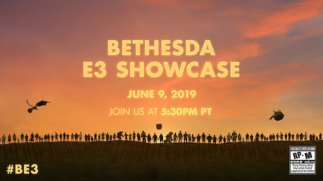 E3 2019, PlayStation 4, Xbox One, PCDOOM Eternal, Wolfenstein Youngblood, The Elder Scrolls Online, The Elder Scrolls Blades, video games news, How and when to watch the Bethesda E3 2019 conference, E3 2019, watch the Bethesda E3 2019, Bethesda E3 2019,