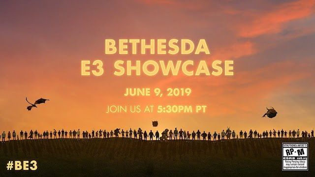 How and when to watch the Bethesda E3 2019 conference
