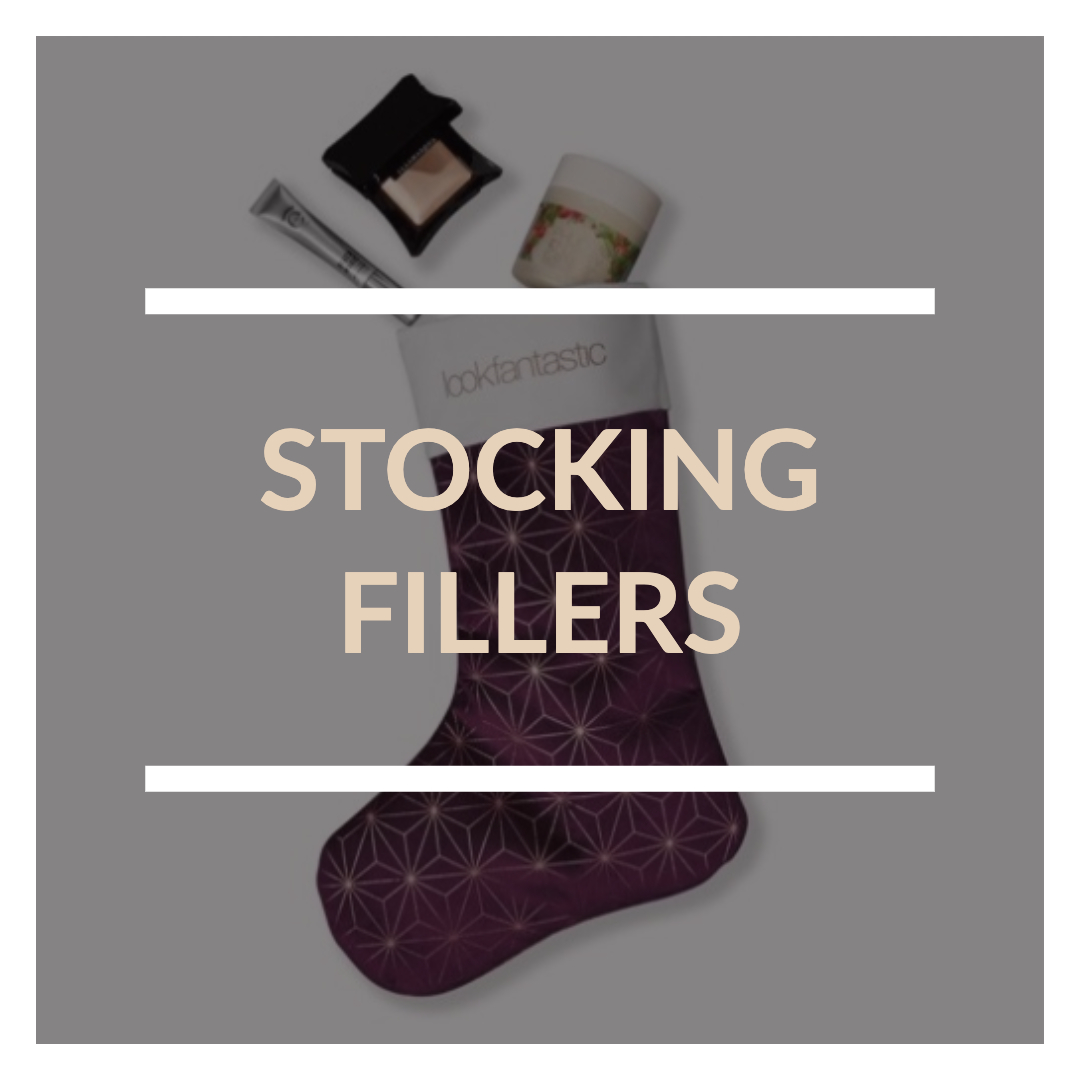 Christmas stocking filler affordable gifts
