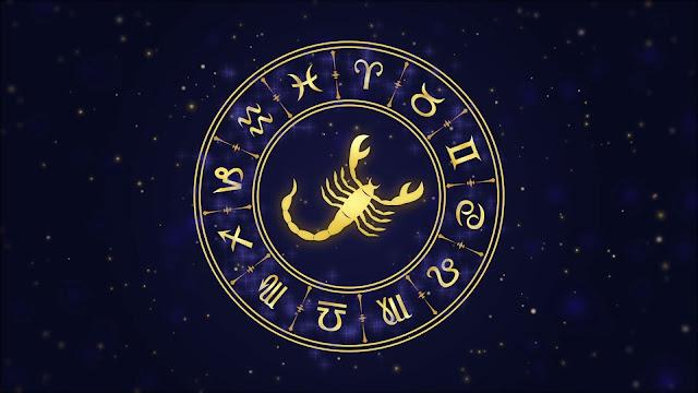 zodiac scorpio wallpaper