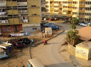Covid-19: Cerca sanitária ao bairro Cassenda é levantada hoje