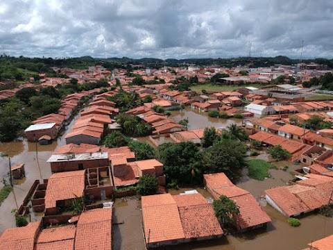 Prefeitura de Pedreiras promove esforços para atender 2.800 famílias atingidas pela cheia do Rio Mearim