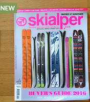 Buyer's Guide 2016 – Skialper
