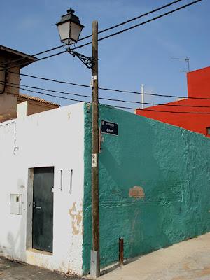Urban Landscape Valencia Spain
