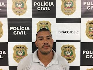 Assassino de Padeiro é preso em Santa Catarina