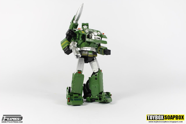 fanstoys ft15 willis masterpiece hound