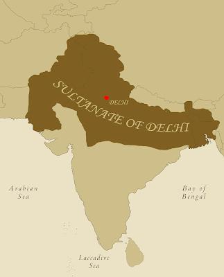 Delhi Sultanate under the Mamluks