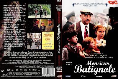 Cover, Dvd, Carátula: Monsieur Batignole | 2001