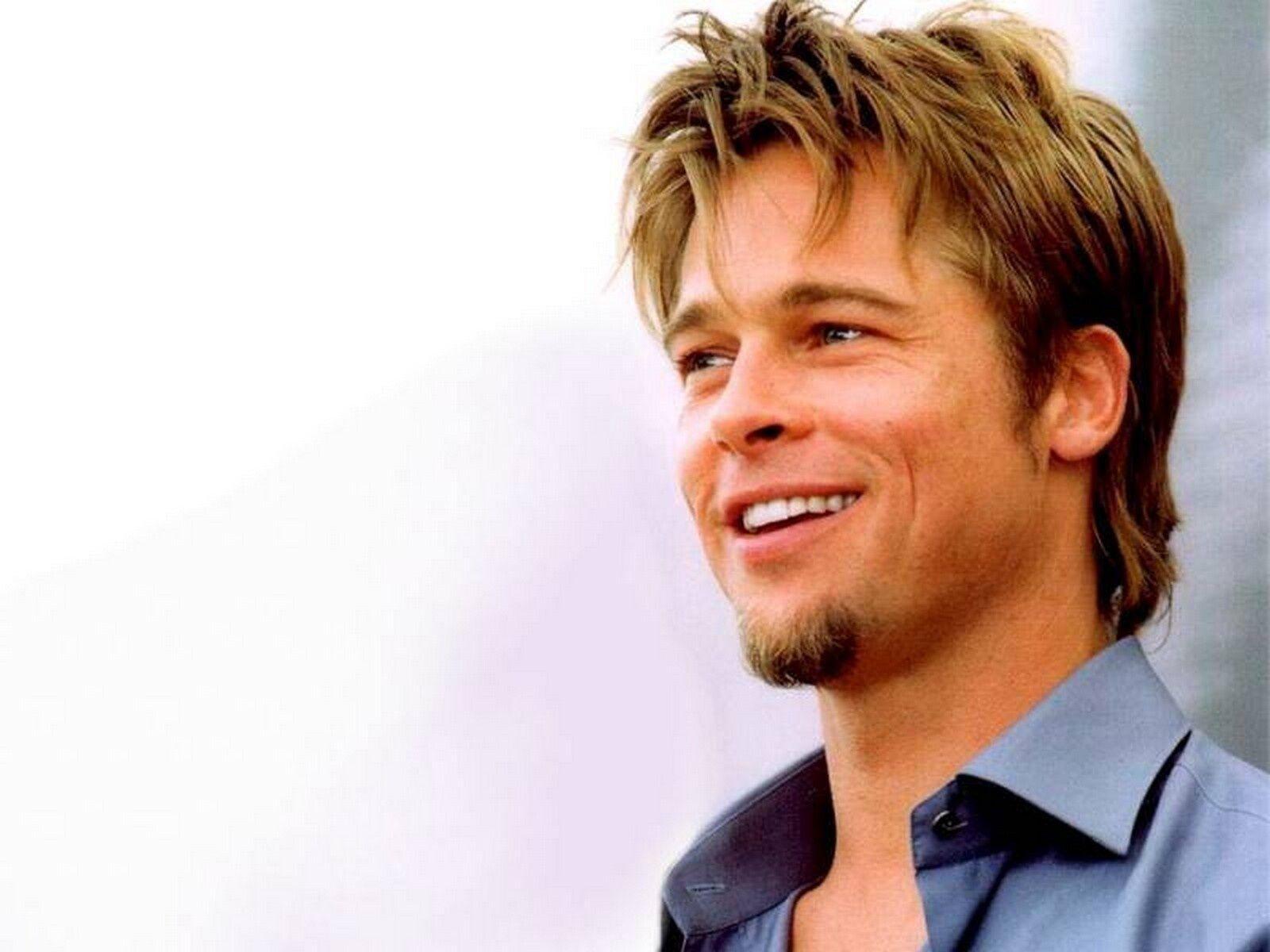 Brad Pitt old look