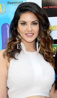 Sunny Leone hot dress