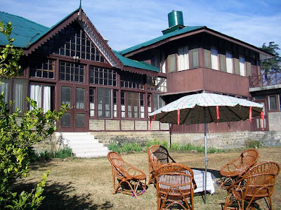 Ramgarh Heritage Villa at Raison near Manali