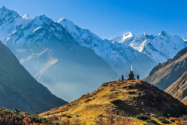 Best Time For Manaslu Circuit Trek