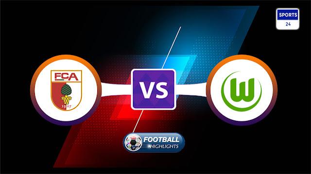 Augsburg vs Wolfsburg – Highlights