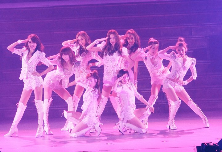 News] SNSD is Asia No 1 Girl Group with 1st rank on Oricon Chart