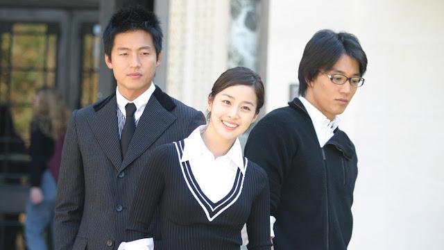 Drama Korea Klasik Love Story In Havard