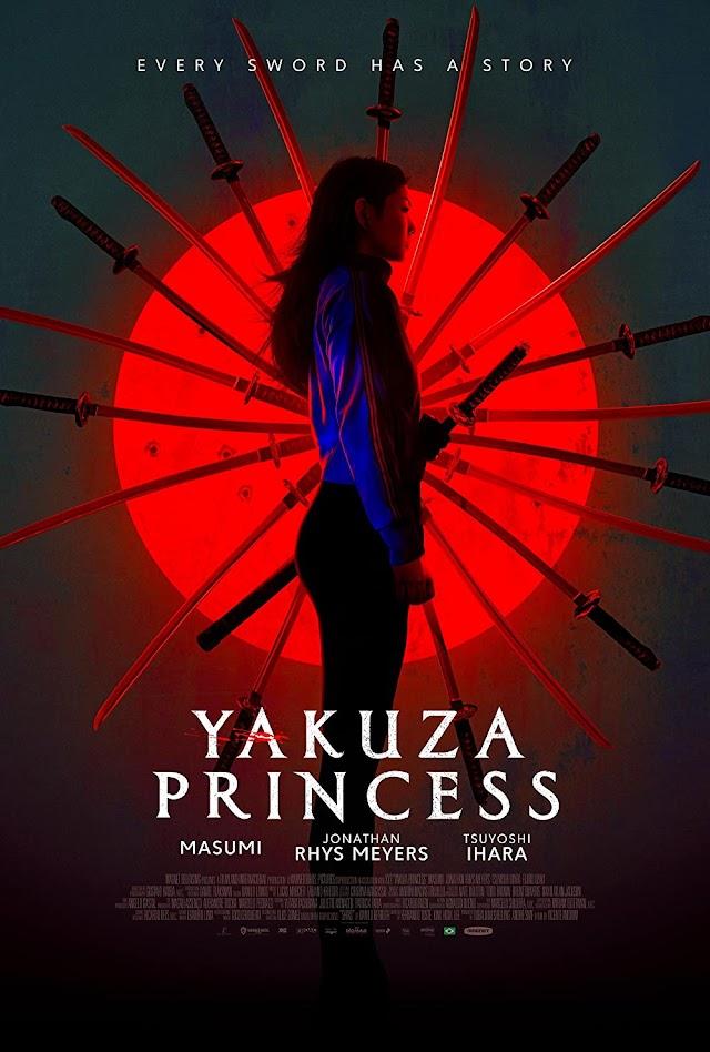 Yakuza Princess (Trailer Film 2021)