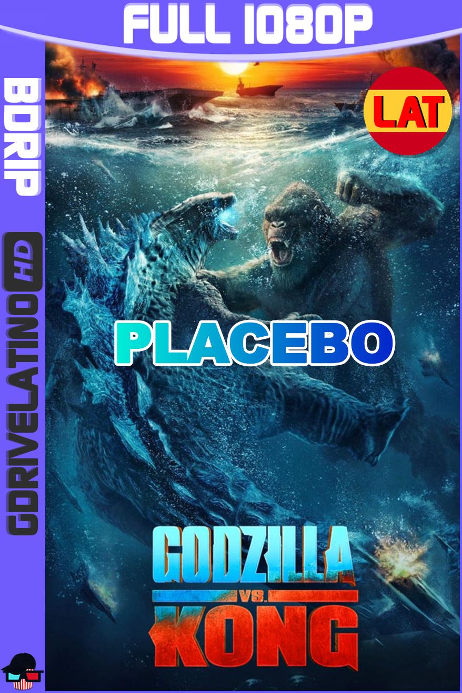 Godzilla vs Kong (2021) [PLACEBO] BDRip 1080p Latino-Ingles MKV