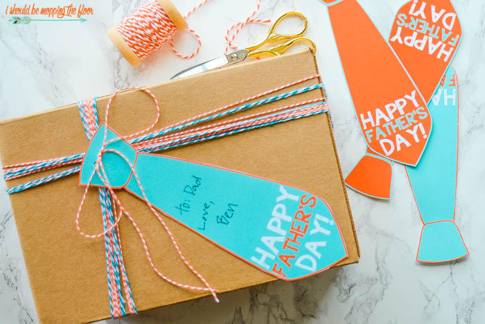 Free Printable Happy Father's Day Tags