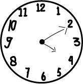 contoh telling time