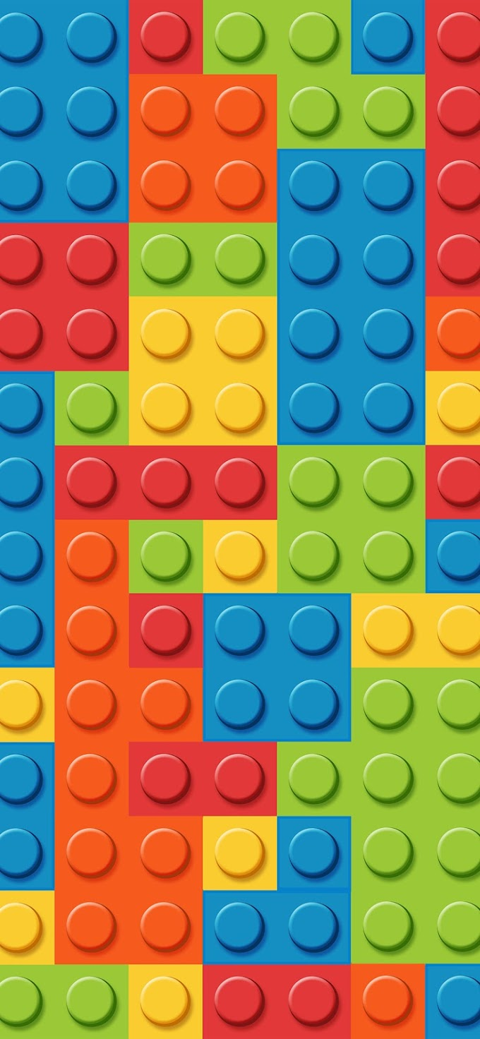 Lego, Blocos, Peças, Colorido