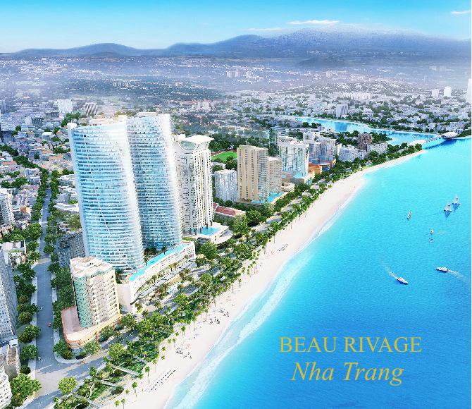 Phối cảnh của Beau Rivage Nha Trang